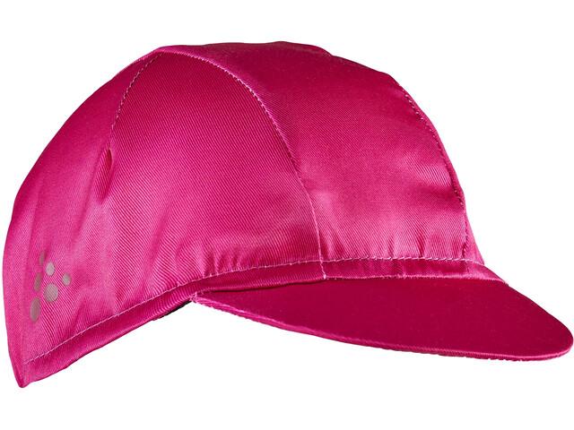 Craft Essence Bike Cap, różowy